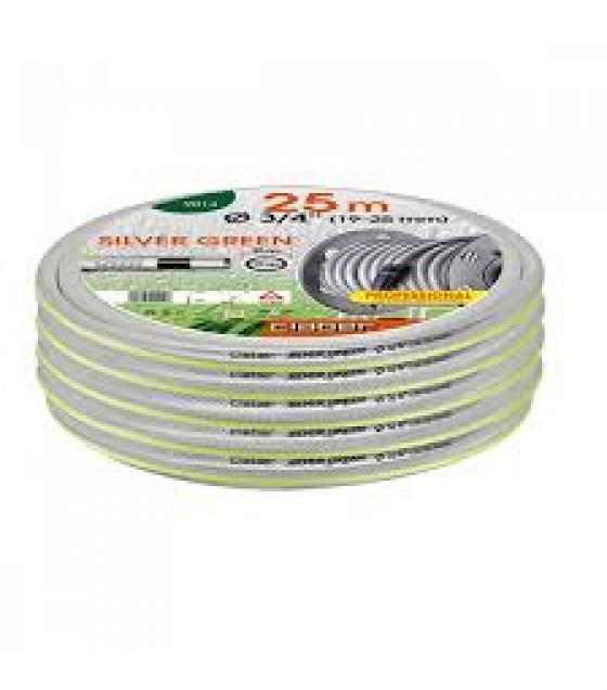"CLABER 9014  -  SILVER GREEN  3/4 "" 25 MT"
